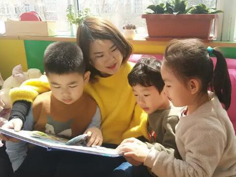 用心读懂孩子——荆祥芹老师